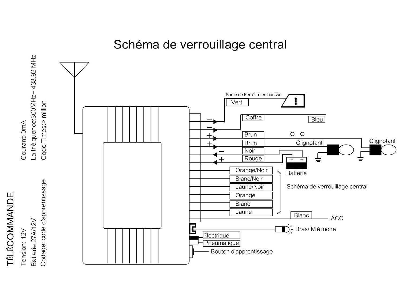 Rupse Universal Car Alarm Remote Control System Central Door Lock Wiring Diagram For Locking Keyless Entry